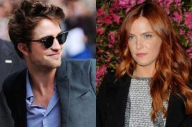 ¿Robert Pattinson saliendo con amiga de Kristen Stewart?