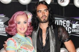 Russell Brand declara sobre sus momentos íntimos con Katy Perry