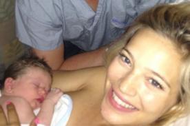 Luisana Lopilato y Michael Bublé celebran el nacimiento de su hijo