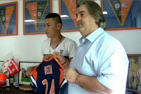 Jean Deza fue presentado oficialmente en el Montpellier de Francia