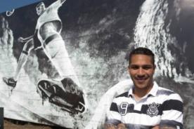 Corinthians homenajeó a Paolo Guerrero por darle el Mundial de Clubes