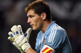 Carlo Ancelotti: Casillas merece jugar la Champions por su capacidad