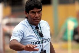 Freddy García: Estoy preocupado por cómo se lleva el fútbol peruano