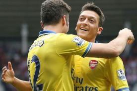 Video: Mesut Ozil es el jugador con más asistencias en Premier League