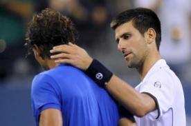 Novak Djokovic: Nadal merece ser el número uno del mundo - Tenis