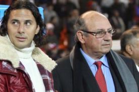 Claudio Pizarro le envía saludos a Sergio Markarián por su cumpleaños