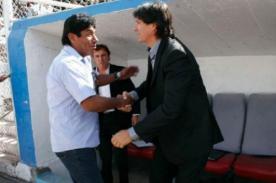 Universitario campeón: Ángel Comizzo le dedicó el titulo a Freddy García