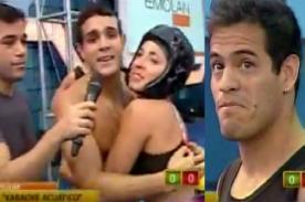 Combate: Ernesto se pone celoso de Mario Irivarren y Yamila - Video
