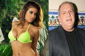 Shirley Arica sobre Álamo Pérez Luna: Me da lástima - Video