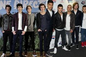 One Direction y The Wanted nominados a 'Peor Banda' en premios NME