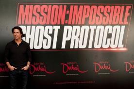Tom Cruise es demandado por guión de 'Misión Imposible'