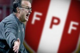 FPF: Burga amplió el plazo y nombrará al nuevo director técnico en abril