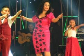 Eva Ayllón tras muerte de Edita Guerrero: Una estrellita más en nuestro cielo