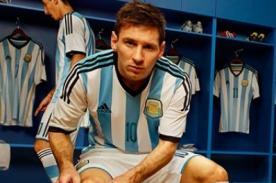 Lionel Messi sobre empate ante Rumania: El grupo esta fenomenal