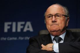 FIFA: Joseph Blatter analiza quitar los penales del fútbol