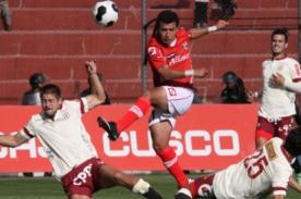 Copa Inca: Cienciano venció a Universitario de Deportes 1-0