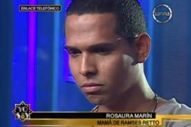 Yo Soy: 'Romeo Santos' llora al conversar con su mamá - Video