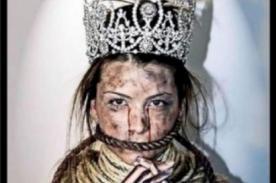 Venezuela:Ex miss Universo se une a campaña para apoyar a Venezuela