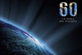La Hora del Planeta se realizará este sábado 29 de marzo