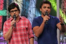 Combate: ¿Qué pasó con Renzo Schuller y Gian Piero Díaz? - Video