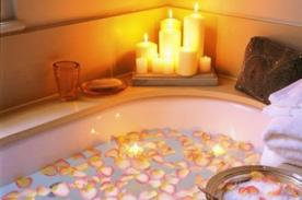 Baño de rosas: Renueva tu espíritu y protégete de las malas energías