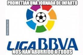 Liga BBVA: Los mejores memes tras jugar Real Madrid, Barcelona y Atético - FOTOS