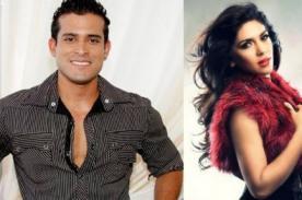 Christian Domínguez no aceptó trabajar con Vania Bludau en una misma película