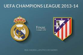 Final Champions League en vivo: Real Madrid vs Atletico de Madrid - Global TV
