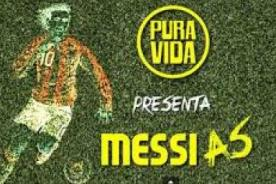 Mundial Brasil 2014: 'Messias' es la nueva canción dedicada a Lionel Messi [Video]