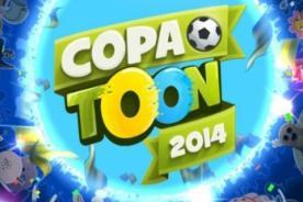 ¿Qué esperas? ¡Juega ya la Copa Toon 2014 de juegos Cartoon Network!