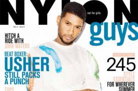 Usher se lava las manos de escándalos de Justin Bieber