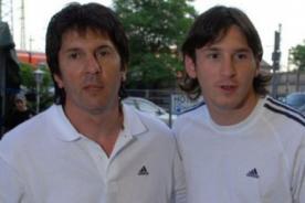 Día del Padre: ¿Qué dice Leonel Messi de su papá?