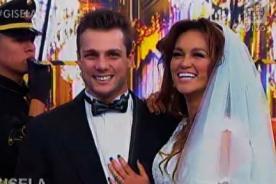 ¿Angie Arizaga y Nicola Porcella cada vez más cerca del matrimonio?