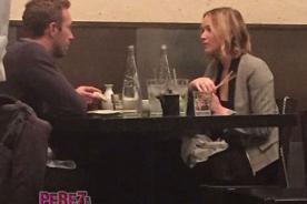 ¿Jennifer Lawrence regresó con Chris Martin en Año Nuevo?