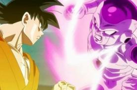 Dragon Ball Z Fukkatsu no F: Filtran escena del entrenamiento de Goku y Vegeta [VIDEO]
