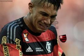 Flamengo: Paolo Guerrero conmueve con llanto tras anotar gol - VIDEO