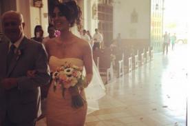 ¡Chiara Pinasco se casó en una boda de ensueño! - FOTO