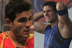 Mario Irivarren y Nicola Porcella discuten por culpa de Cachaza