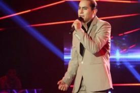Yo Soy: 'Cristian Castro' sorprende con tremenda presentación - VIDEO