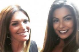 El cara de Ivana Yturbe: Jessica Newton está 'podrida' de Mario Irivarren y Brunella Horna