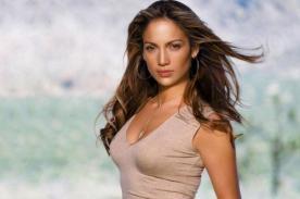 Jennifer Lopez alborota Instagram con foto después de la ducha