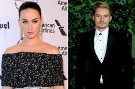 ¿Katy Perry terminó su romance con Orlando Bloom?