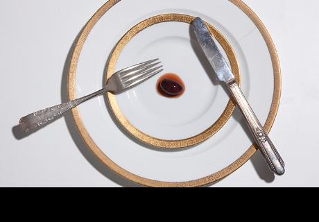 La última cena de los condenados a muerte