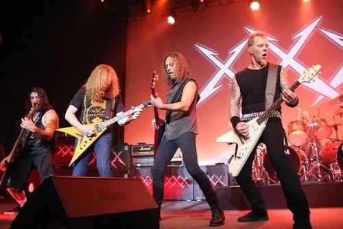 Video: Metallica publica recital completo por sus 30 años de carrera