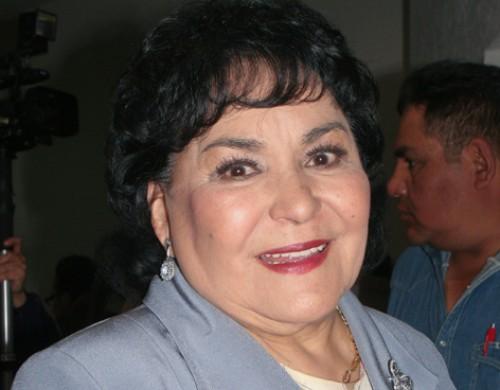 La nueva Bruja del 71 será Carmen Salinas