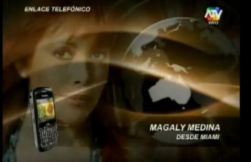 Magaly Medina criticó a Iván Thays
