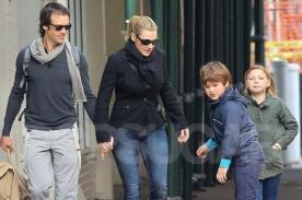 Hijos de Kate Winslet desinteresados en ver Titanic 3D