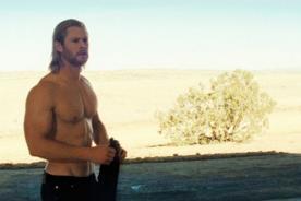 Chris Hemsworth ya no desea mostrar su cuerpo