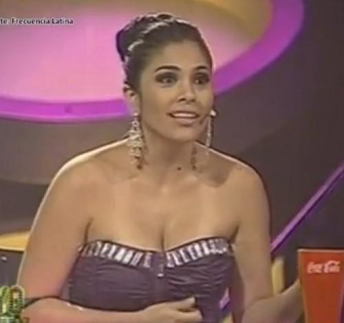 Video: Maricarmen Marín confundió a 'Corco Bain' en Yo Soy