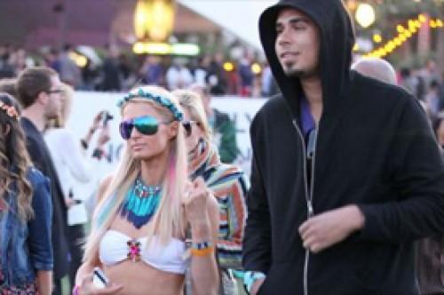 DJ Afrojack habría terminado su relación con Paris Hilton